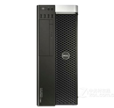 戴尔 T7910 CPU E5-2620V4*1/16G/256G SSD+2T/DVDRW/ GPU Nvidia GTX1080Ti/三年/键鼠/单主机