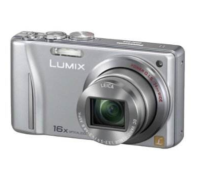 松下(Panasonic) DMC-ZS110 银色