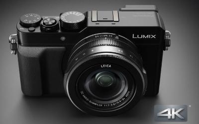 松下 DMC-LX100 4K数码相机