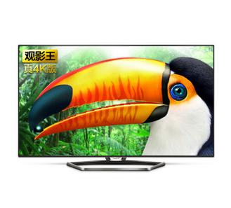 TCL D49A620U 49英寸 觀影王4K版 49英寸 4K 平板  液晶只智能電視   杜比數字+,DDAS動態聲谷,鸚鵡螺音響系統