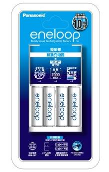 松下 爱乐普(eneloop)K-KJ51MCC40C 电池