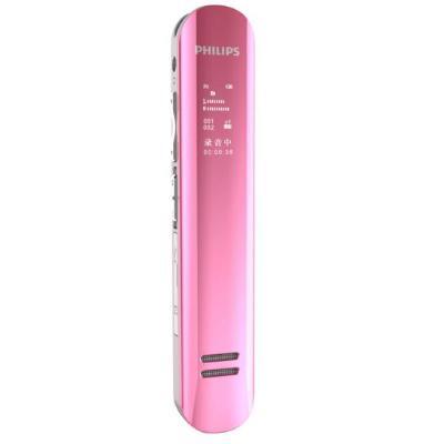 飞利浦(PHILIPS) VTR5200 录音笔 8G 粉色