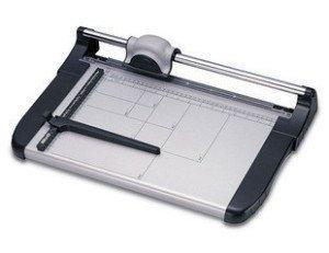 台湾进口 可得优(KW-triO)3018 A4扶轮滚刀式裁纸机 切纸机 切纸刀