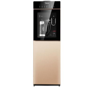 美的(Midea) MYD827S-W 高端立式冷热型 沸腾胆电子制冷饮水机