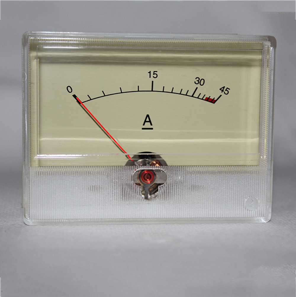 电流表 电压表 电平表 vu表