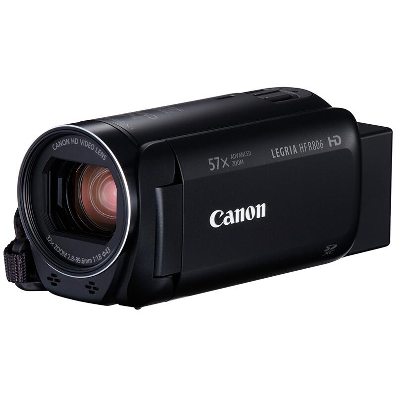 佳能(Canon)LEGRIA HF R806 家用数码摄像机