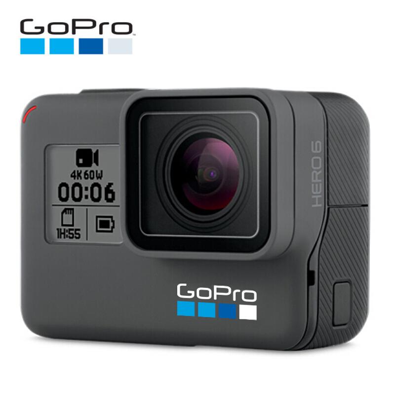 GoPro hero6 新款4K60帧运动相机 高清水下潜水运动摄像机 官方标配