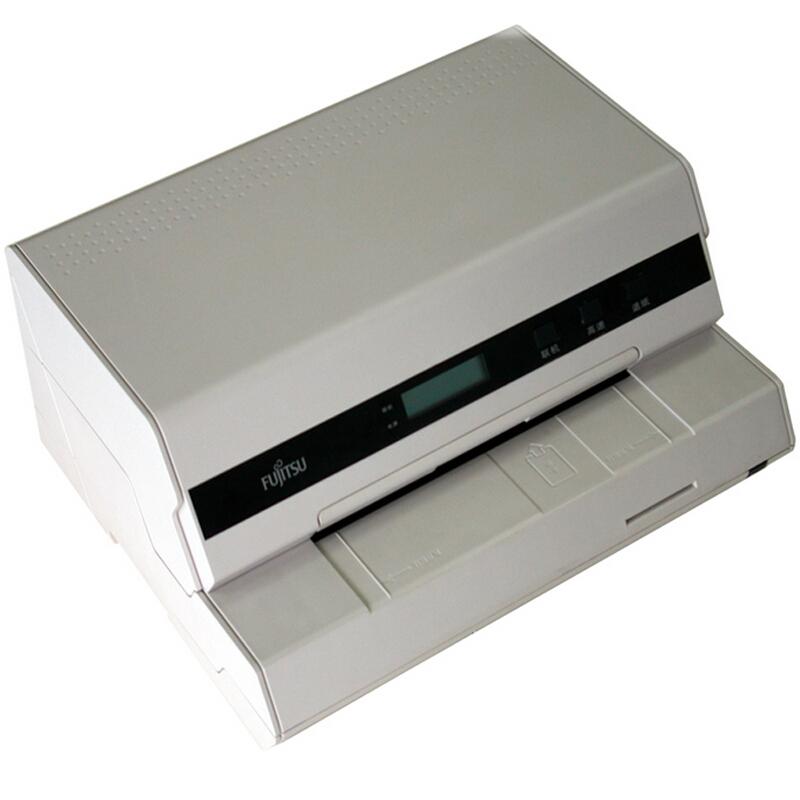 富士通(Fujitsu)DPK5690 24针94列厚证本存折打印机