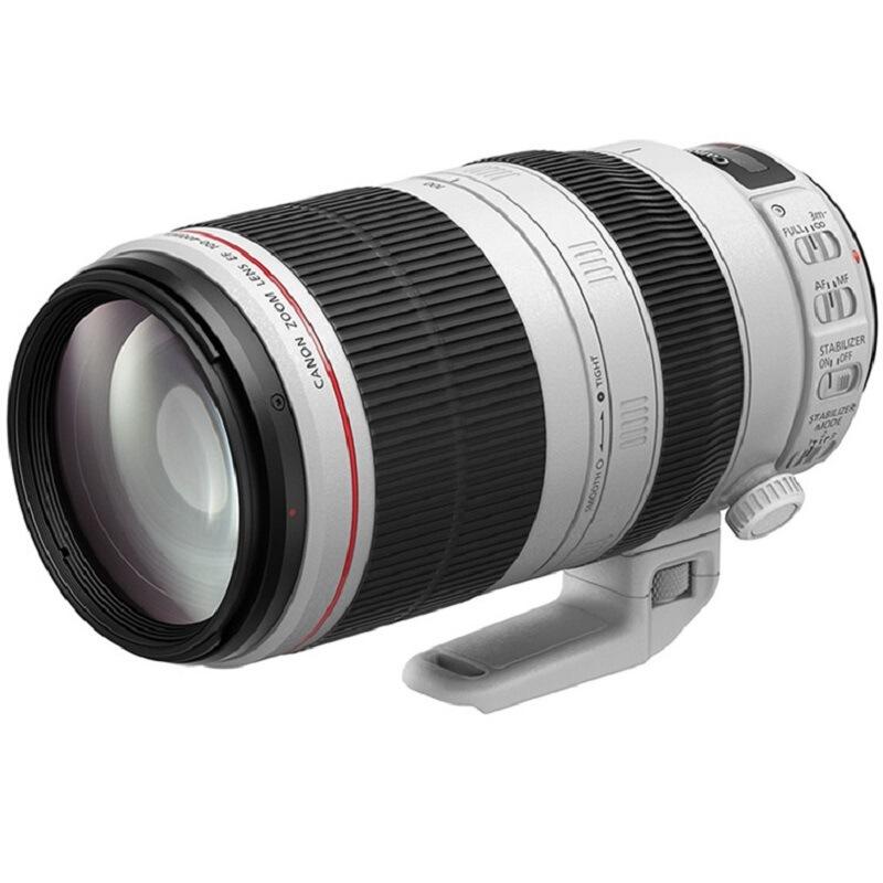 佳能(Canon)EF 100-400mm f/4.5-5.6L IS II USM 远摄变焦镜头