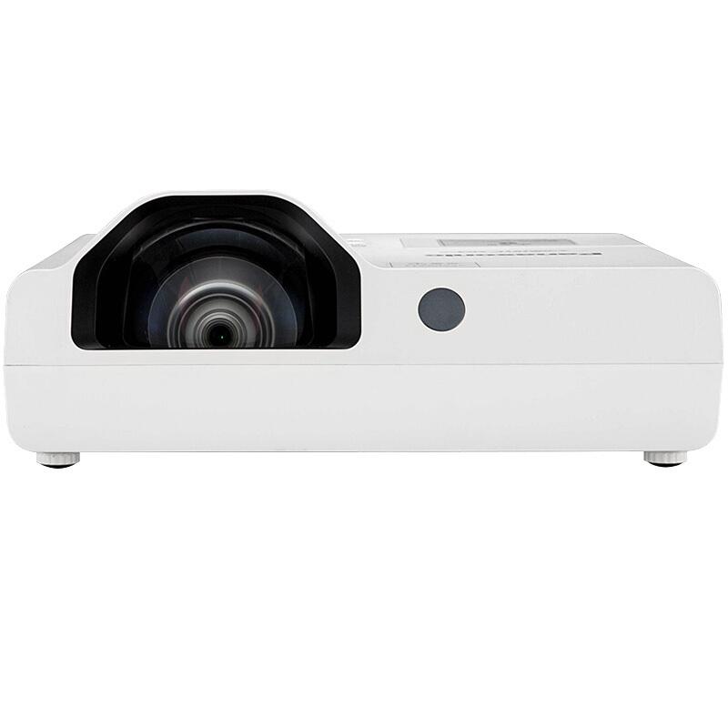 松下(Panasonic)PT-X3860STC 短焦投影仪 投影机办公(标清 3800流明)