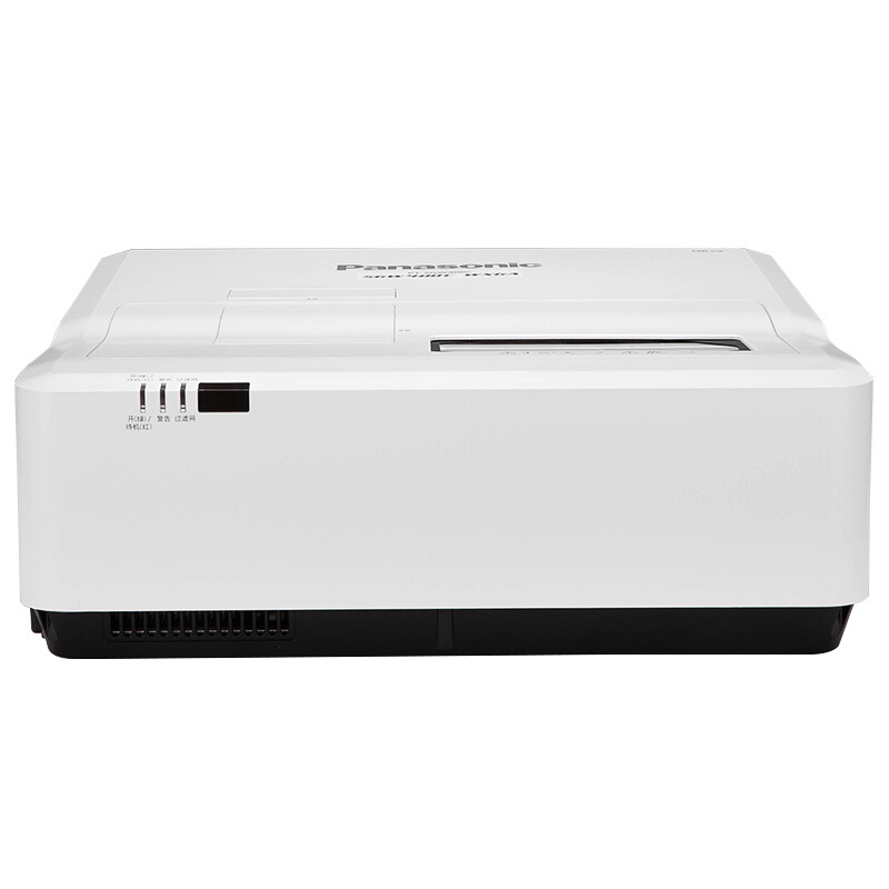 松下(Panasonic)PT-SGW400C 超短焦投影仪 投影机办公(高清宽屏 HLD光源 4000流明 WXGA)