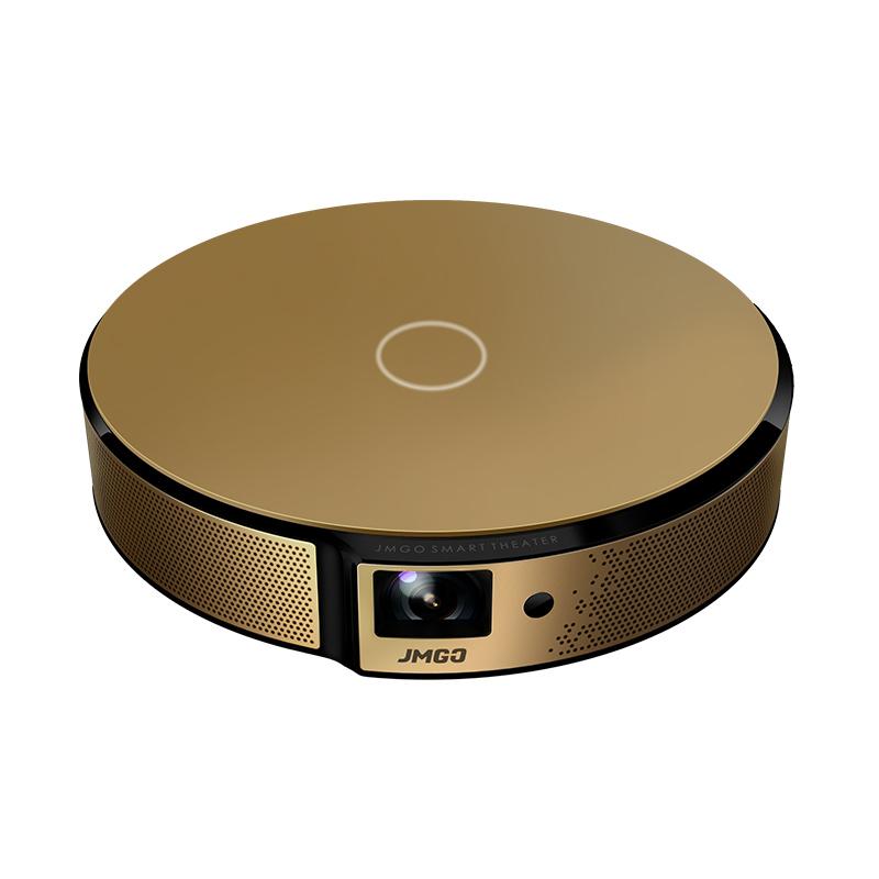坚果(JmGO)投影仪 E8 家用全高清 智能便携 无线家庭影院投影机