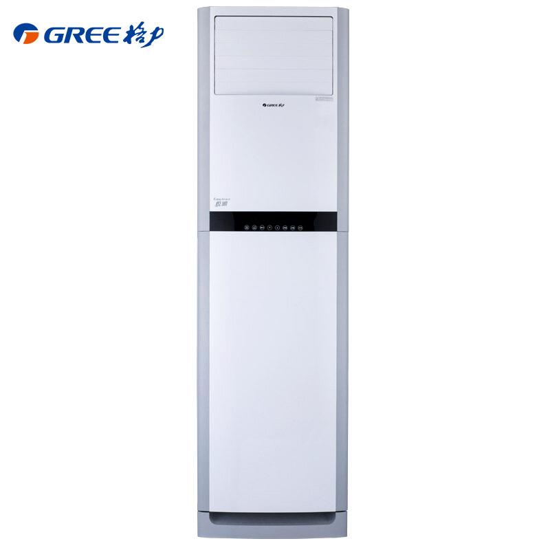 格力(GREE)3匹定頻 悅雅 立柜式家用冷暖空調(高亮白) KFR-72LW/(72591)FNhAa-A3