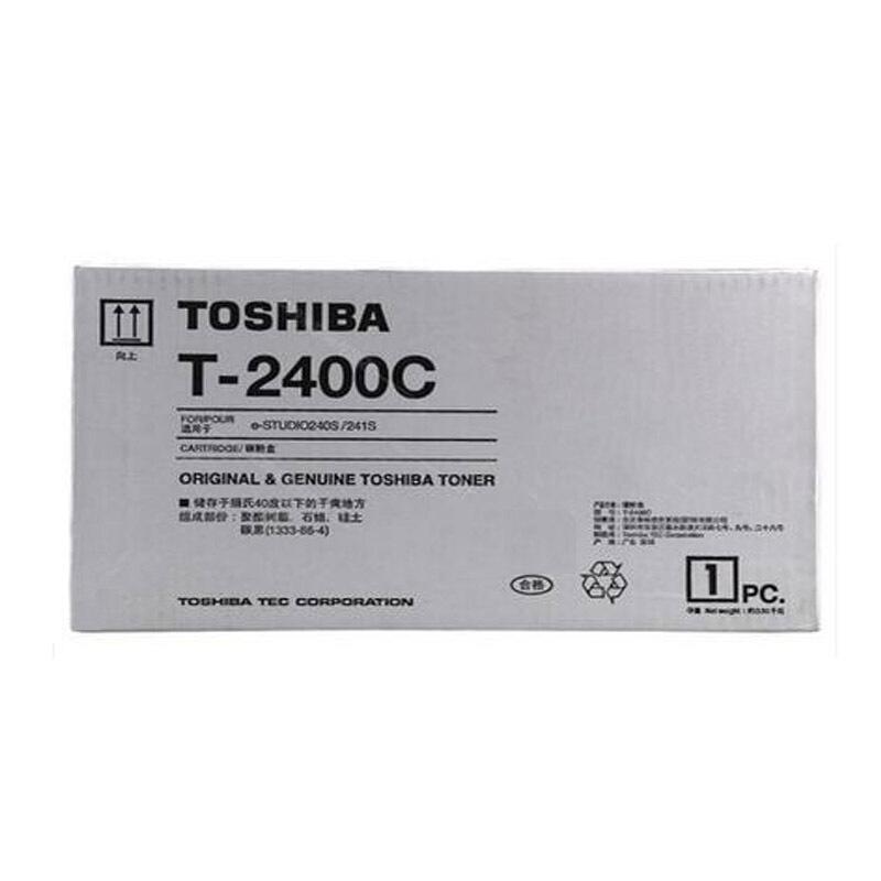 东芝(TOSHIBA)T-2400C粉盒 ( 适用于 : 240S/241S )