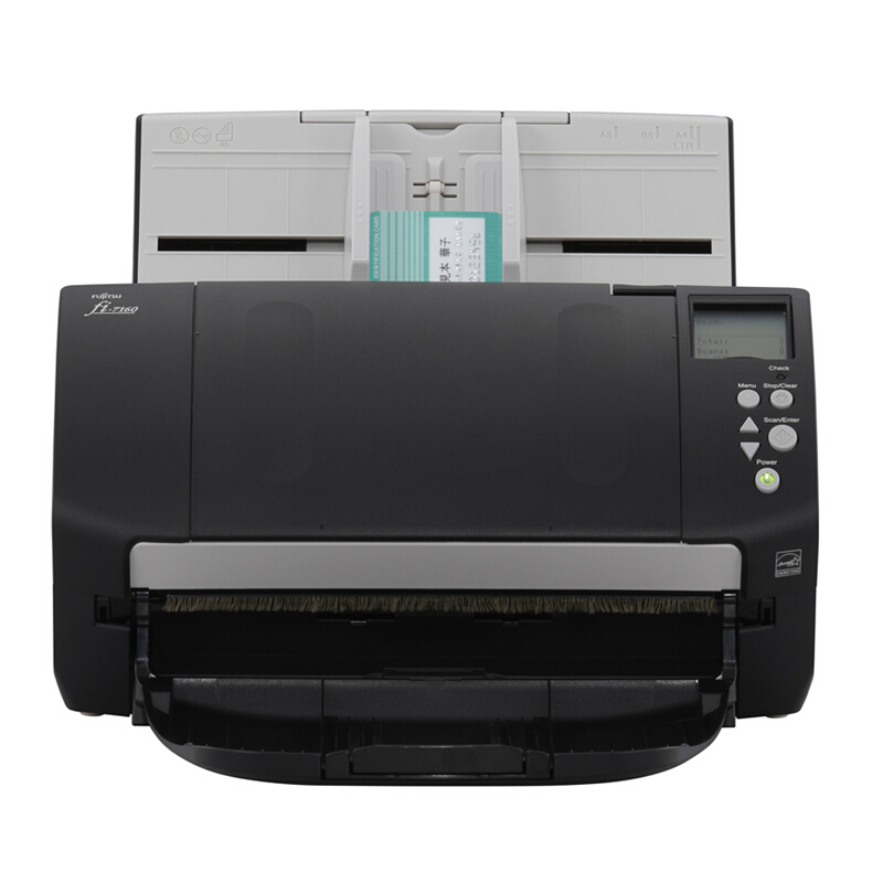 富士通(Fujitsu)Fi-7140 扫描仪A4高速双面自动进纸