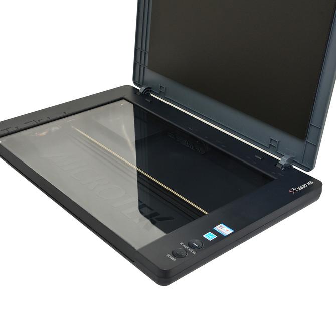中晶(microtek)XT5830 HS 扫描仪