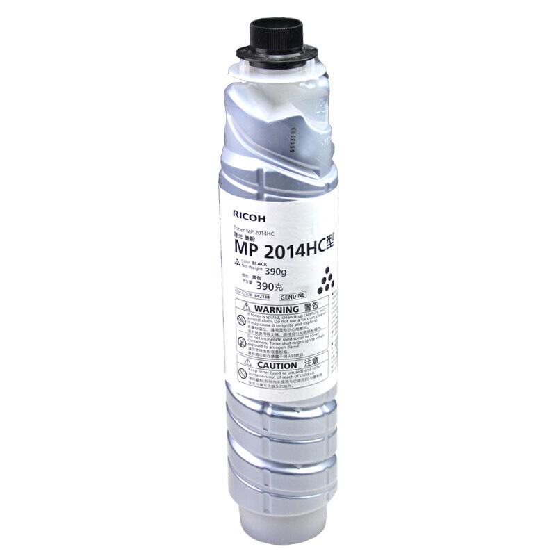 理光(Ricoh)MP2014HC型黑粉(适用于:MP2014/MP2014en/MP2014D/MP2014AD)