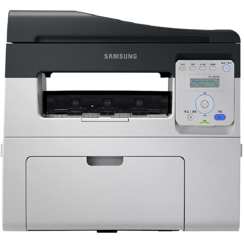 三星(SAMSUNG)SCX-4621NS 黑白激光多功能一体机 (打印 复印 扫描 )
