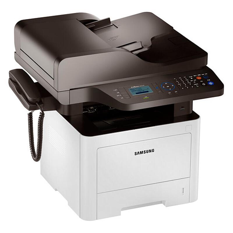 三星(SAMSUNG) SL-M4075HR黑白激光多功能一体机 (打印/复印/扫描/传真)