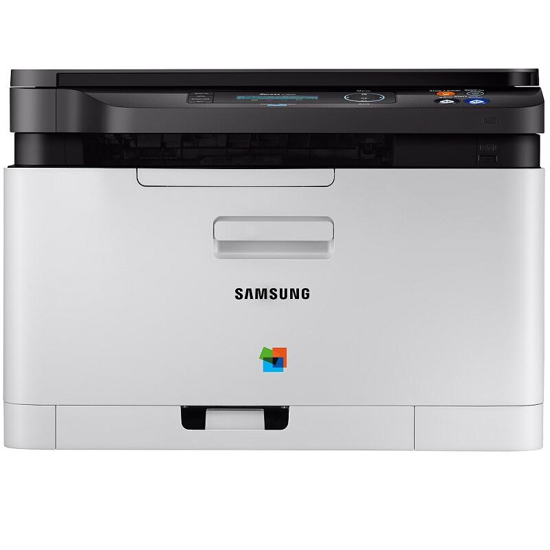 三星(SAMSUNG)SL-C480W 彩色激光多功能一体机 (打印 复印 扫描)