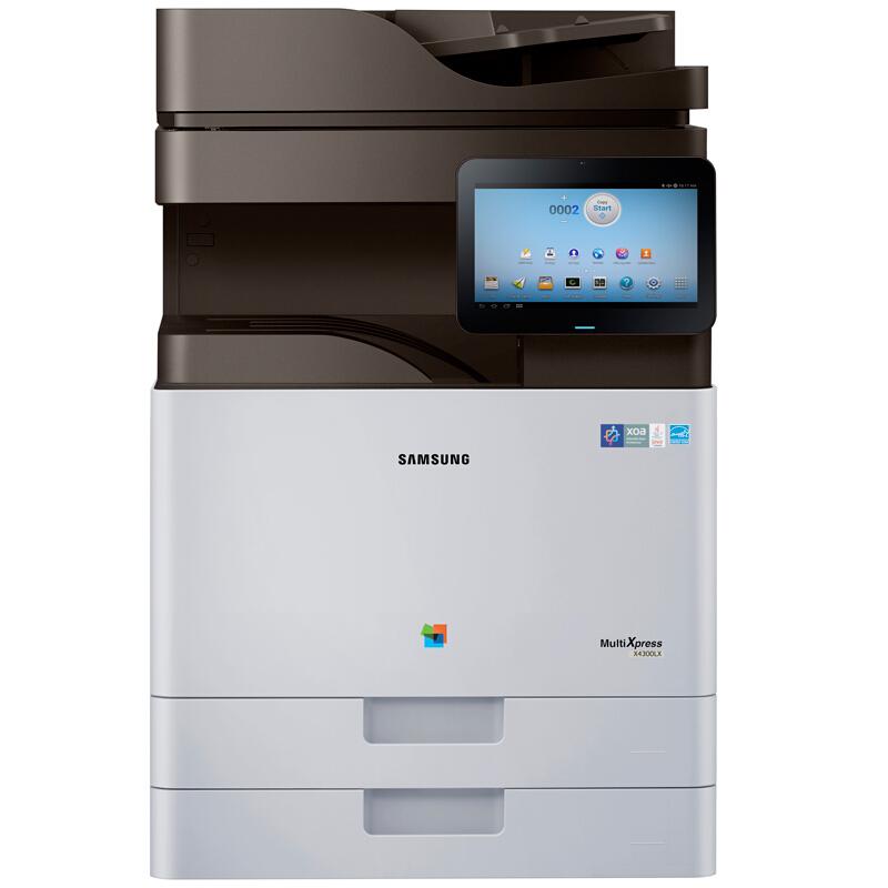 三星(SAMSUNG)MultiXpress SL-X4300LX 彩色智能多功能一体机