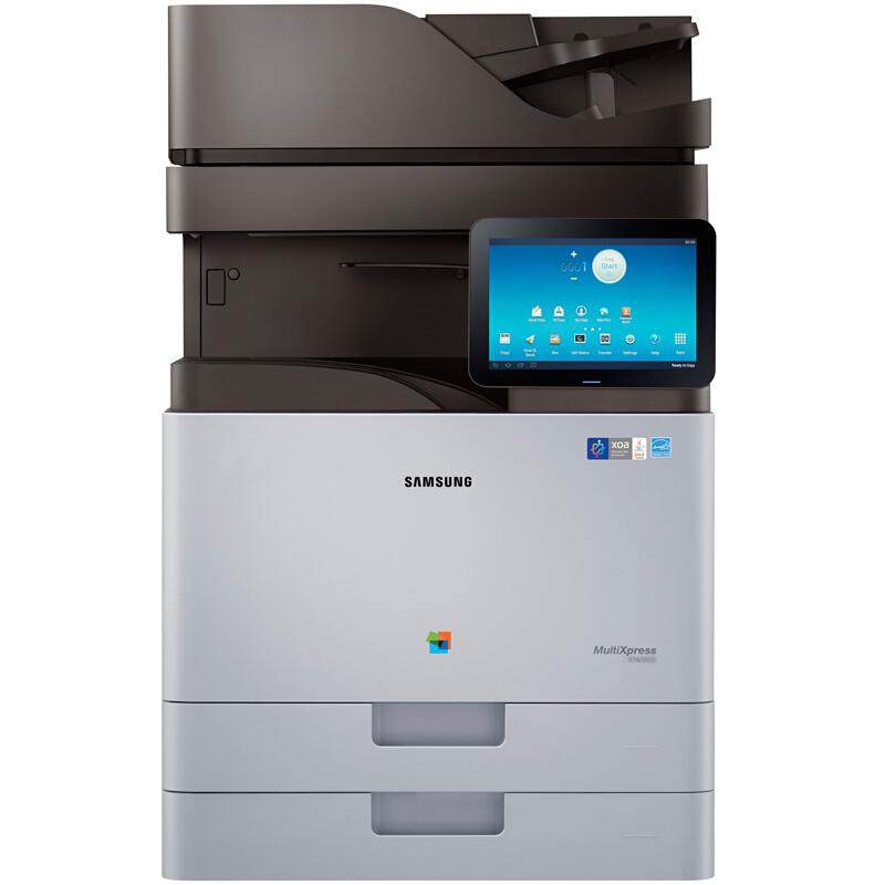 三星(SAMSUNG)MultiXpress SL-X7400GX 智能数码复合机 多功能一体机