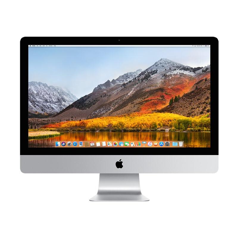 苹果(Apple) iMac 21.5英寸一体机(四核 Core i5/8GB内存/1TB Fusion Drive/RP560显卡/4K屏 MNE02CH/A)