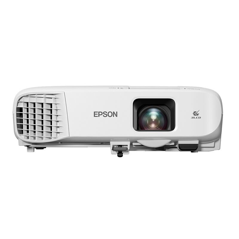 爱普生(EPSON)CB-990U 商务会议办公教育家用工程超高清投影仪