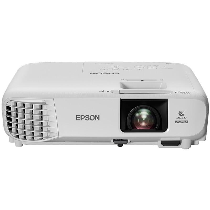 爱普生(EPSON)CB-U05 投影仪 投影机办公(超高清 3400流明 双HDMI 支持左右梯形校正)