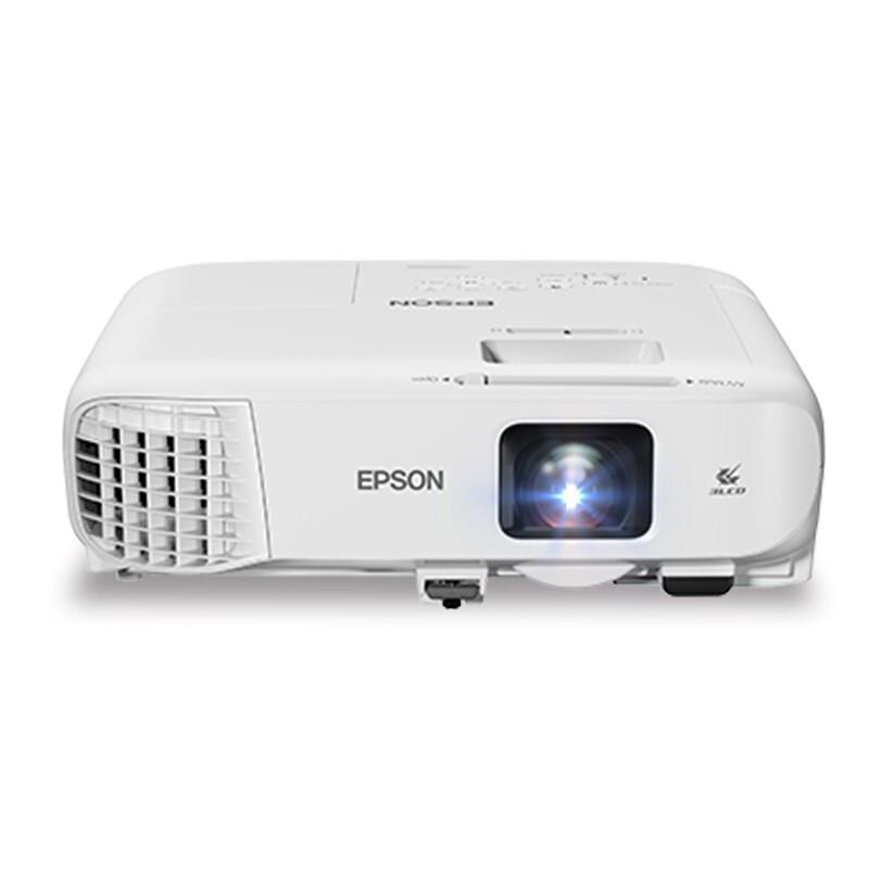 爱普生(EPSON)CB-2247U 商务会议办公教育家用工程高清投影仪