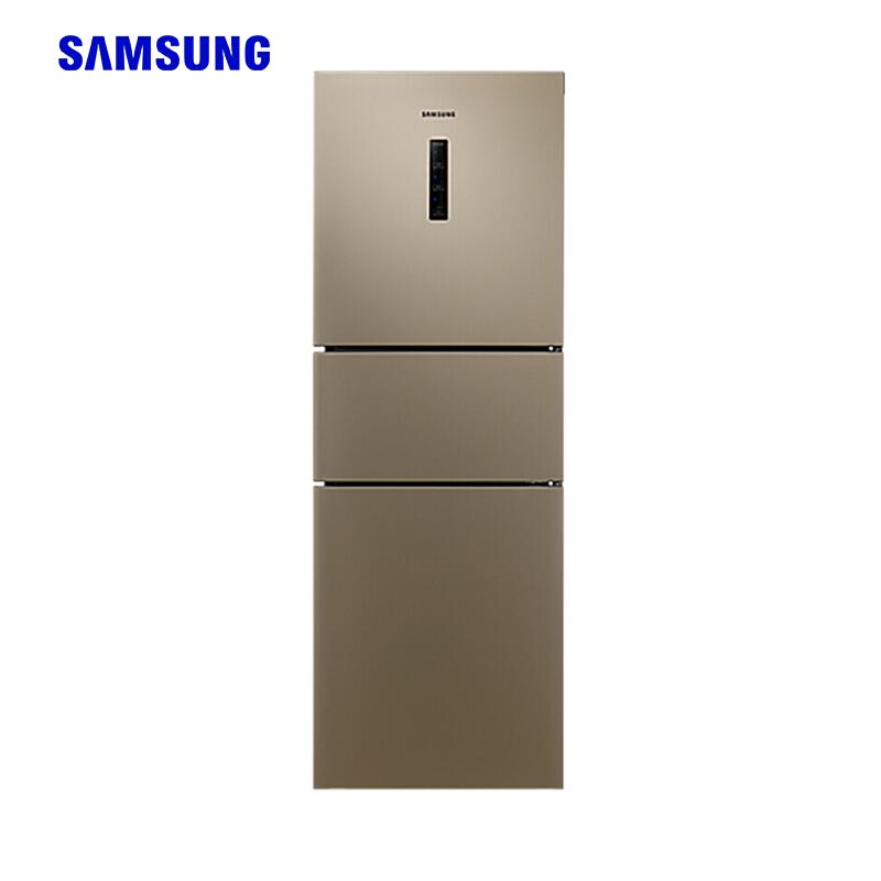 三星(SAMSUNG)280升 风冷无霜三门冰箱变频节能静音 家用BCD-265WMTISK1