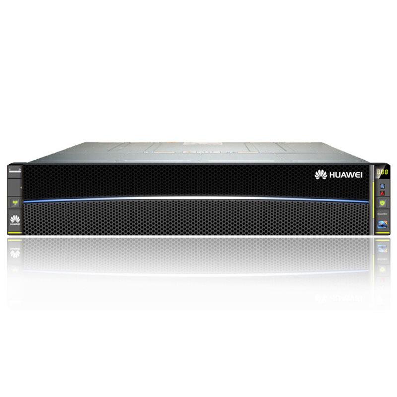 """华为(HUAWEI) 5300 V5(2U,双控,交流\240V高压直流,64GB,2*6*GE,25*2.5"""") 磁盘列阵"""