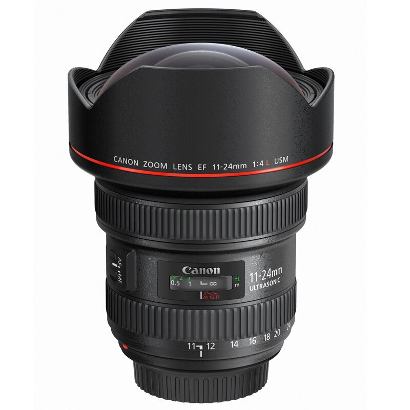 佳能(Canon)EF 11-24mm f/4L USM 广角变焦镜头