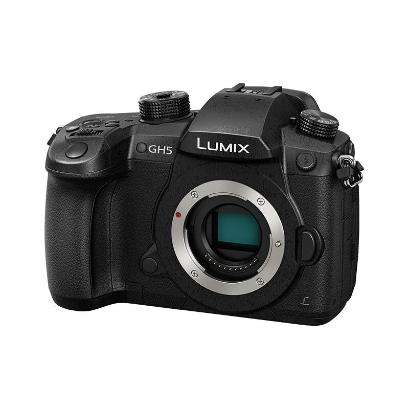 松下(Panasonic)DC-GH5GK-K 数码照相机