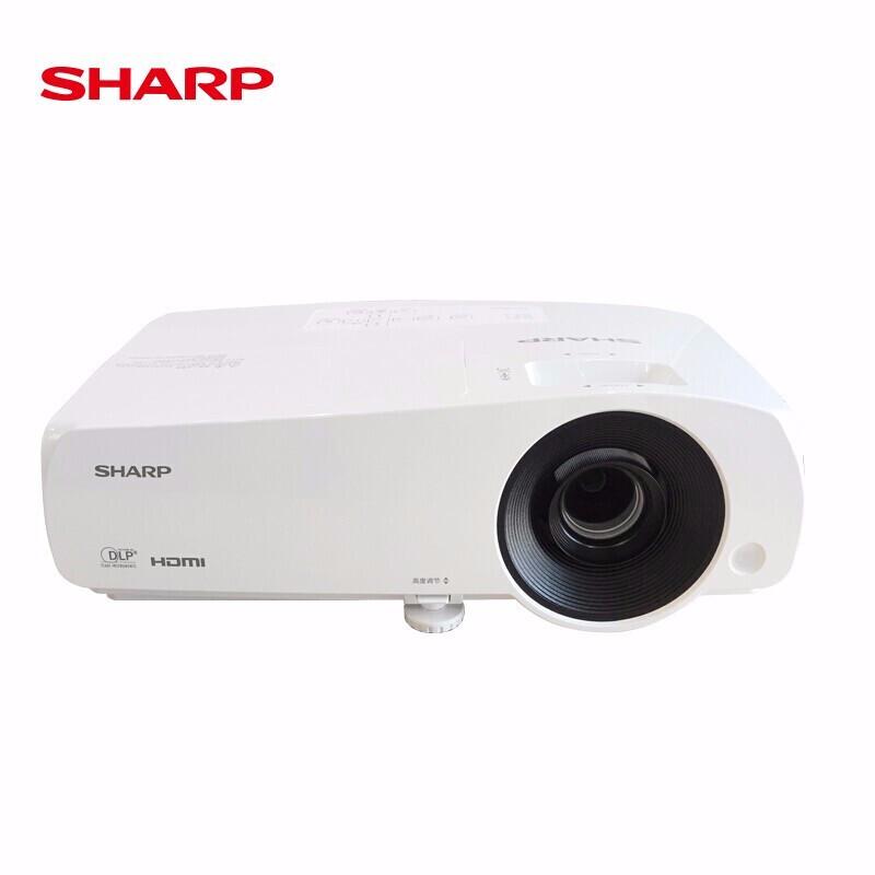 夏普(SHARP)XG-H360ZA投影仪办公家用1080P投影机
