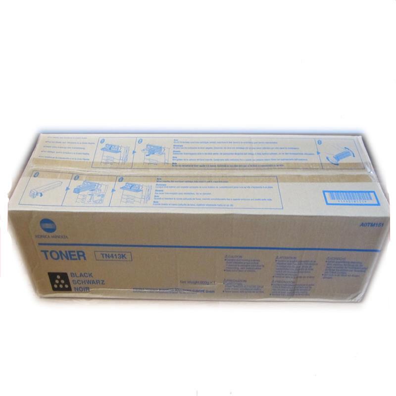 柯尼卡美能达(KONICA MINOLTA)TN413K 黑色碳粉(适用于:C452)