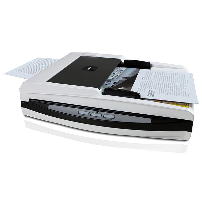 明基(BenQ)P902 A4幅面高速ADF饋紙式和平板式彩色掃描儀
