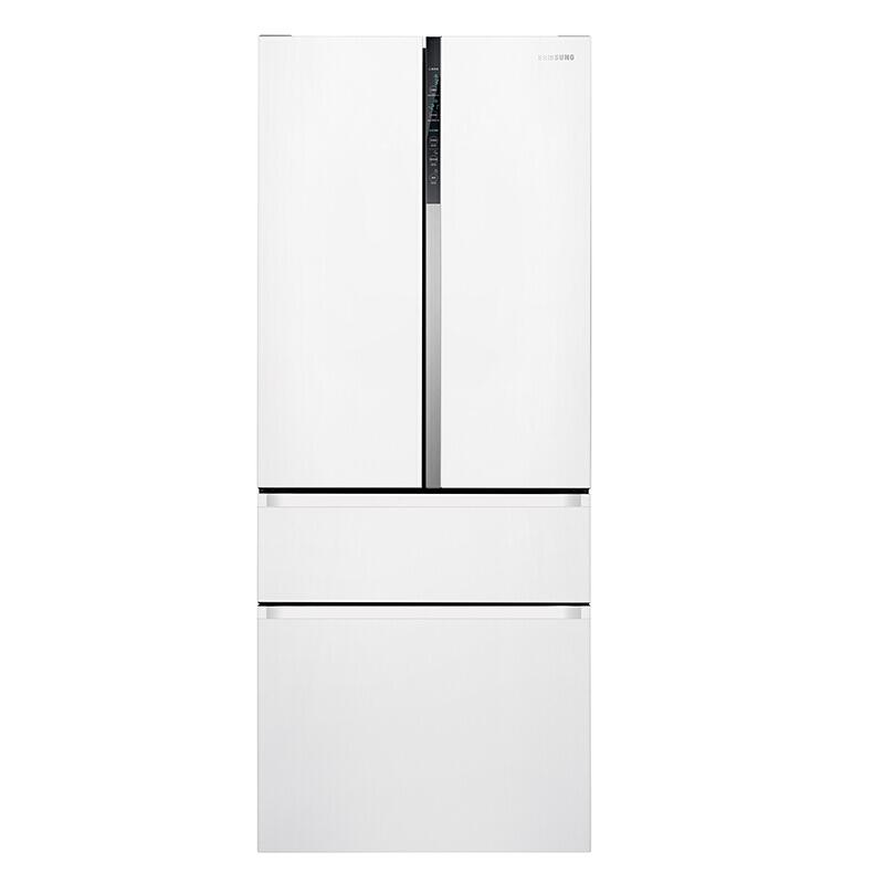 三星(SAMSUNG)510升多门冰箱 双循环精致保鲜 智能变频 节能静音 RF50MCBH0WW/SC(白)