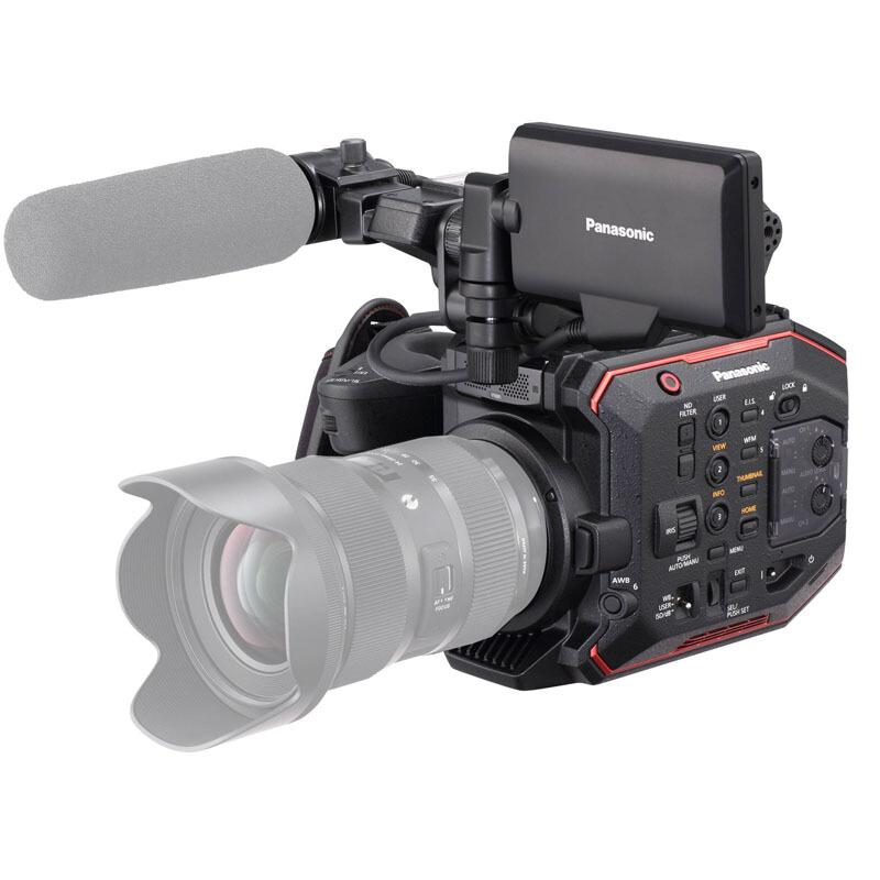 松下(Panasonic)AU-EVA1MC 5.7K super35画幅 EF卡口 高清摄像机