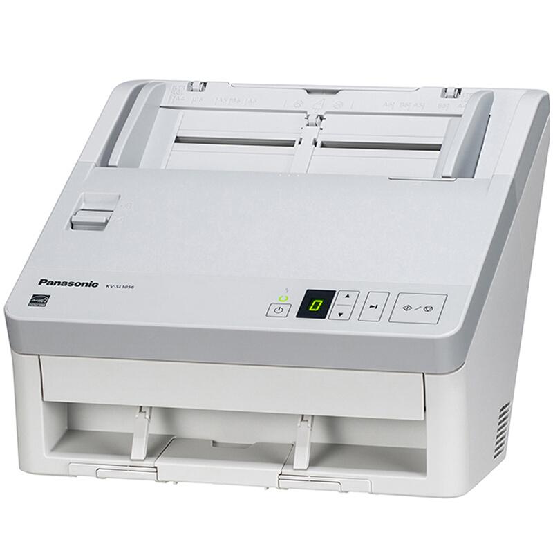 松下(Panasonic) KV-SL1066 馈纸式自动双面高速彩色扫描仪