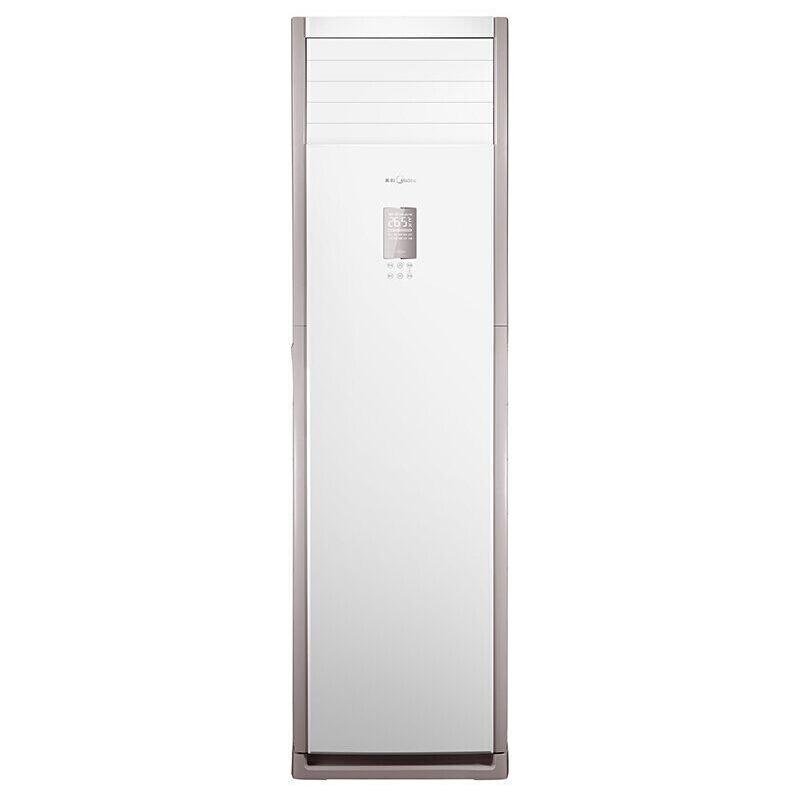 美的(Midea)5匹 定速冷暖 空调柜机 三级能效 KFR-120LW/SDY-PA400(D3)一价全包(包14米铜管)