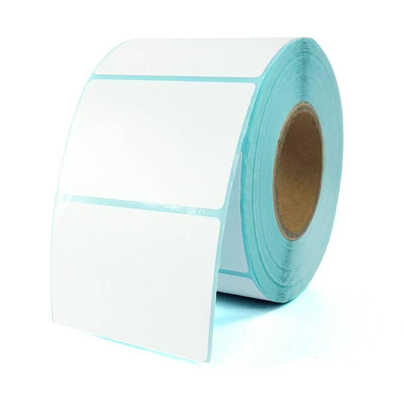 火雞(TURKEY)單防熱敏不干膠 標簽紙 防水條碼標簽紙 標簽打印紙 電子秤紙 橫版單排58mm*37mm*1000張