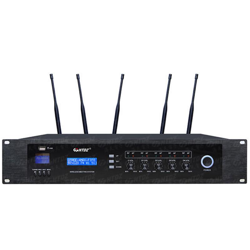 海天電子(HTDZ) HT-6688ZR 無線會議主機