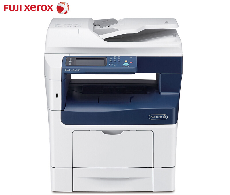 富士施樂(Fuji Xerox)DocuPrint M455df 黑白網絡多功能一體機