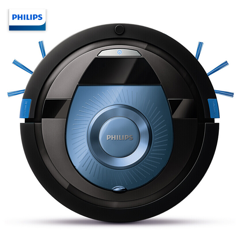 飛利浦(PHILIPS)掃地機器人智能家用纖薄掃地吸塵器FC8774/82