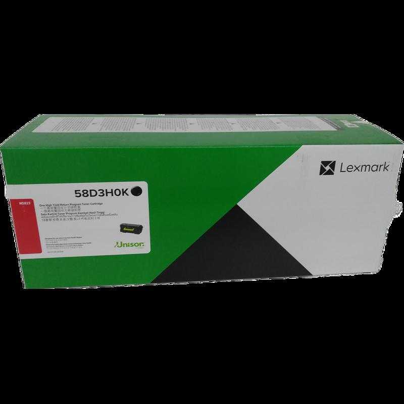 利盟(Lexmark)58D3H0K 碳粉盒 墨粉盒 (適用于:MS823)