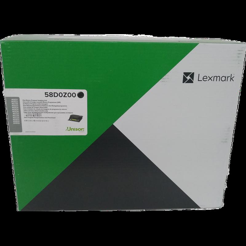 利盟(Lexmark) 58D0Z00 感光鼓/硒鼓 適用于:MS/MX725/821/822/823/826